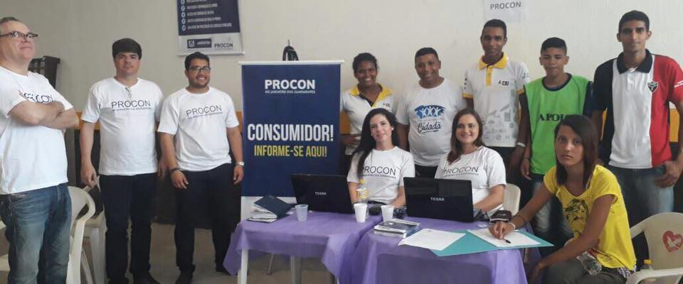 Procon Jaboatão participa da Ação de Mobilização Municipal Cidadã