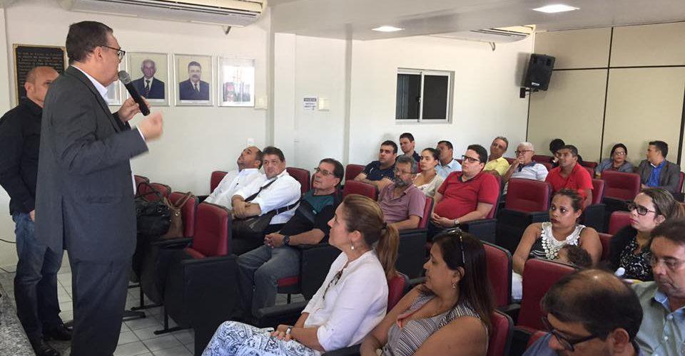 Procon e Vigilância Sanitária de Jaboatão promovem capacitação para os panificadores do município