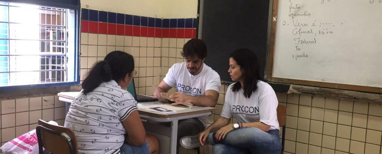 Procon Jaboatão participa de ação social da prefeitura