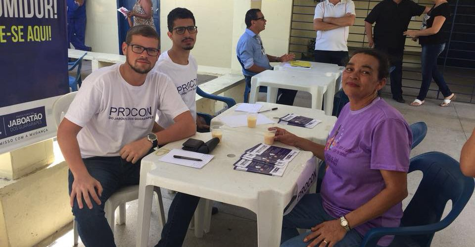 Procon Jaboatão participa de ação do Governo Presente, em Cajueiro Seco